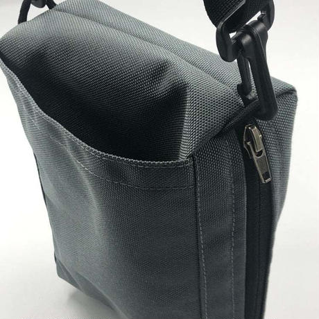 COMA BRAND  SHOULDER SACK GRAY