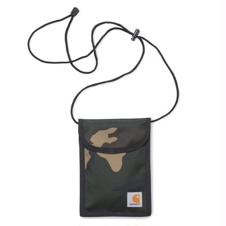 CARHARTT WIP COLLINS NECK POUCH CAMO LAUREL