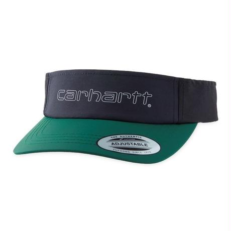 CARHARTT WIP TERRACE VISOR   BLACK/GREEN