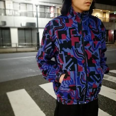 NAPA  BY MARTINE ROSE A-ISSARBE ZIP SWEAT JKT BLUE