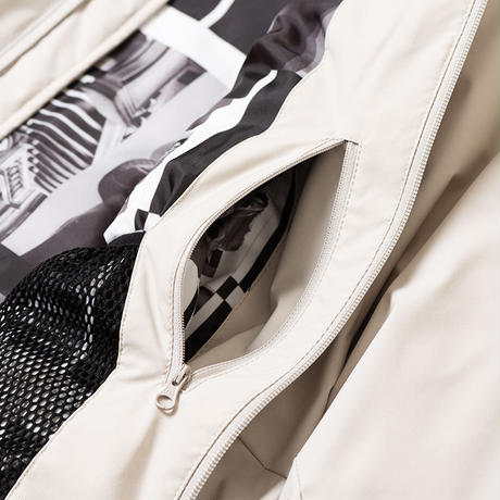 TIGHTBOOTH FORTRESS PUFF JKT BEIGE