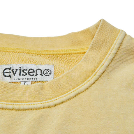 EVISEN SKATEBOARDS DENIS T-SHIRT CREAM