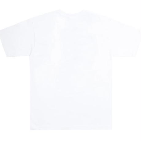 THE DUCT TAPE YEARS THIS BLOWS LET'S GO SKATE TEE WHITE