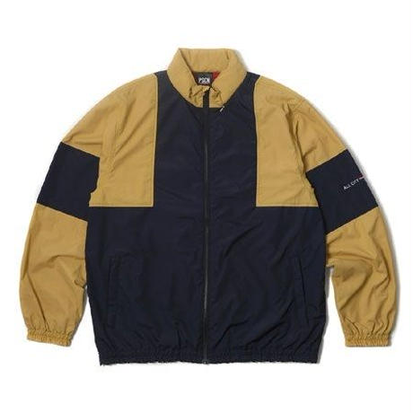 PSCN ZIP TRACK JACKET NAVY