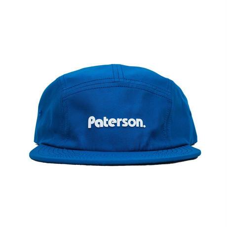 PATERSON ENOCH 5PANEL CAMP CAP BLUE