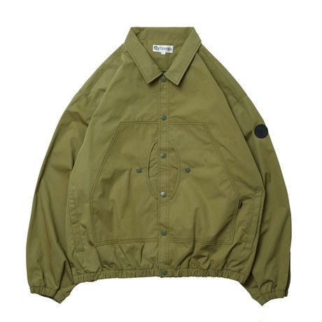EVISEN SKATEBOARDS DISCOVERY JACKET MILITARY
