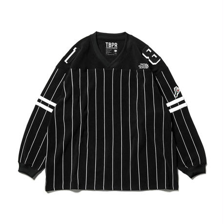 TIGHTBOOTH × KILLER-BONG GANGSTA HOCKEY SHIRT BLACK