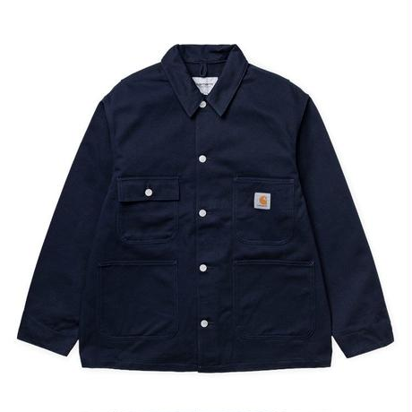 CARHARTT WIP  OG CHORE COAT DARK NAVY (RIGID)
