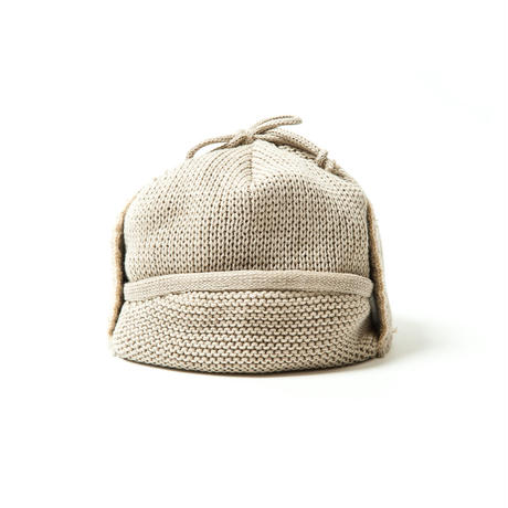 TIGHTBOOTH FLIGHT BEANIE BEIGE