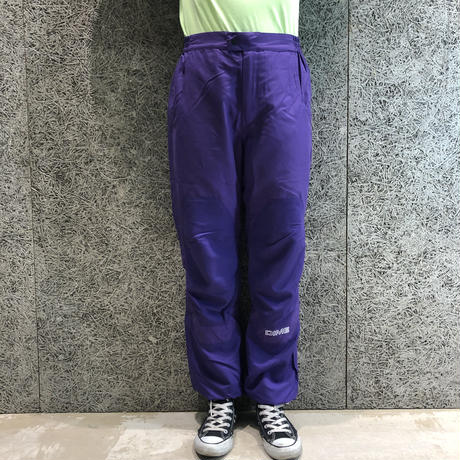 DIME SPORTS PANTS PURPLE