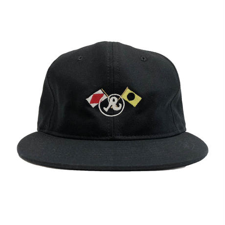 RICHARDOSON FLAG HAT BLACK