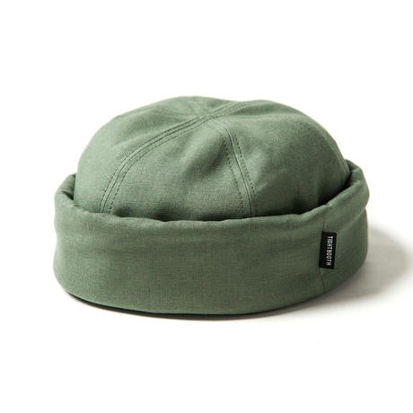 TIGHTBOOTH PRODUCTION FLAX ROLL CAP OLIVE