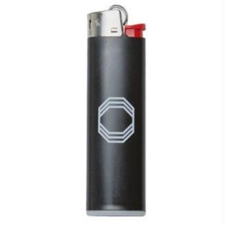 ÖCTAGON LIGHTER BLACK