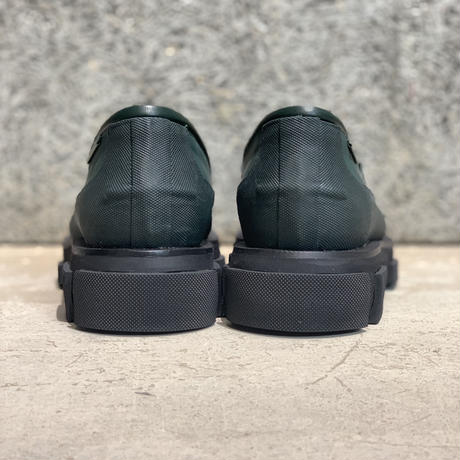 BOTH PARIS GAO LOAFER  DARK GREEN