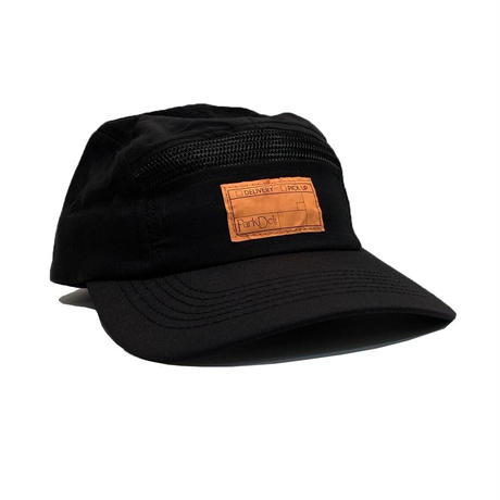 PARK DELICATESSEN MESH 5 PANEL BLACK