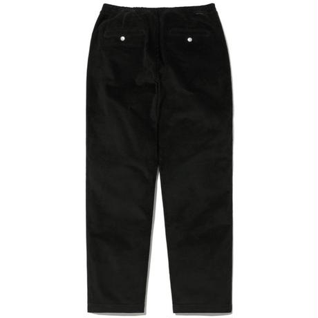 THISISNEVERTHAT  CORDUROY EASY PANT BLACK