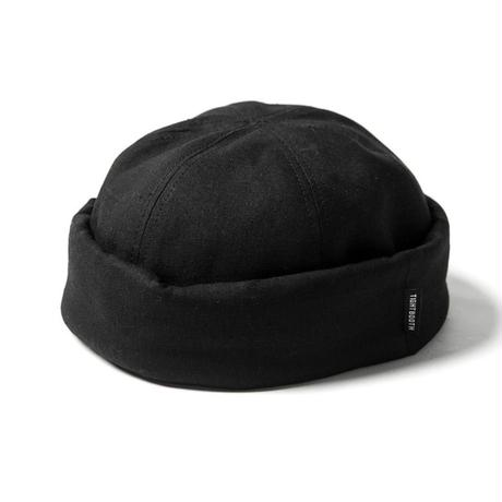 TIGHTBOOTH PRODUCTION FLAX ROLL CAP BLACK