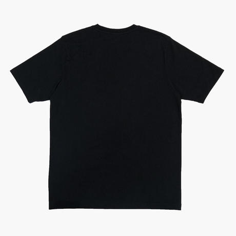 ASSID AIRLINES SHORTSLEEVE TEE BLACK