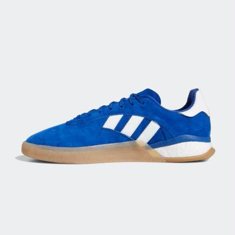 ADIDAS SKATEBOARDING 3ST.004  COLLEGIATE ROYAL / CLOUD WHITE / ANTIQUE SILVER