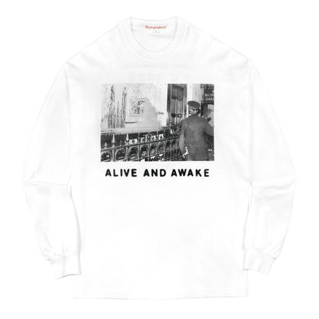 RICHARDSON X GREY ORGANISATION ALIVE AND AWAKE LONGSLEEVE