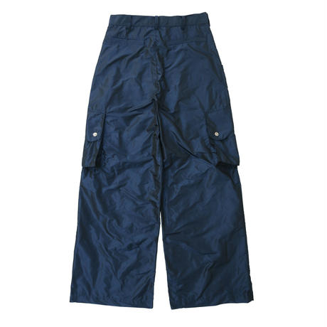 DEEP UNIVERSE TROUSERS / NAVY