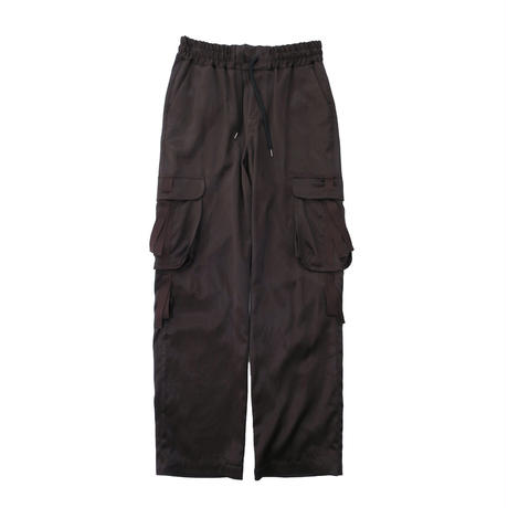 BEAT CARGO PANTS  /  BROWN