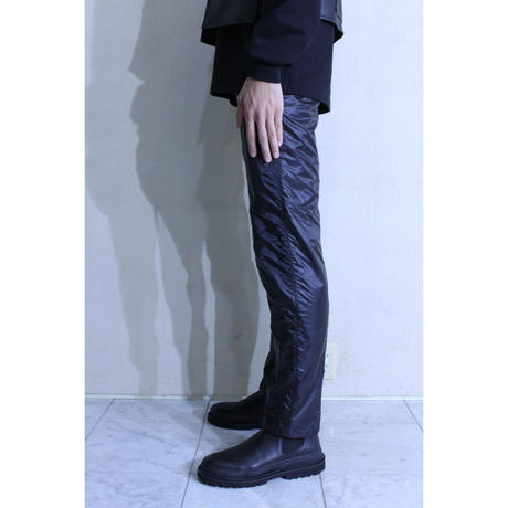 DUBLE FABRIC PACKERING TROUSERS / A-20SS-2PP