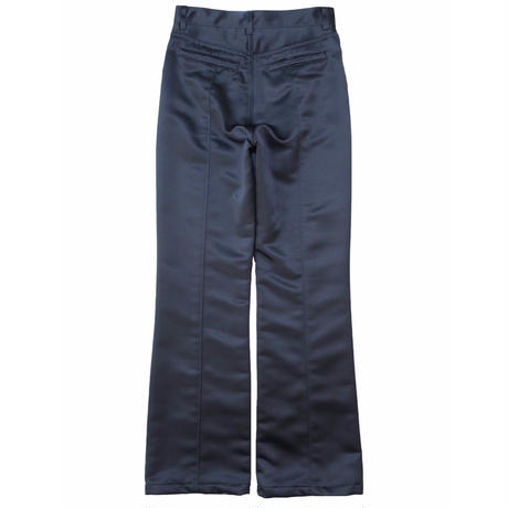 2 PANEL BOOT CUT PANTS  / D.GREEN