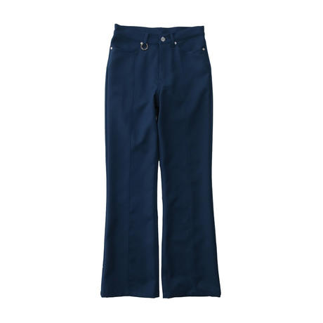 Restock !!! 2 PANEL BOOT CUT PANTS  / BLUE
