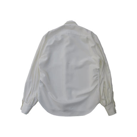 BALLOON SLEEVE SHIRT  /  WHITE SPECIAL