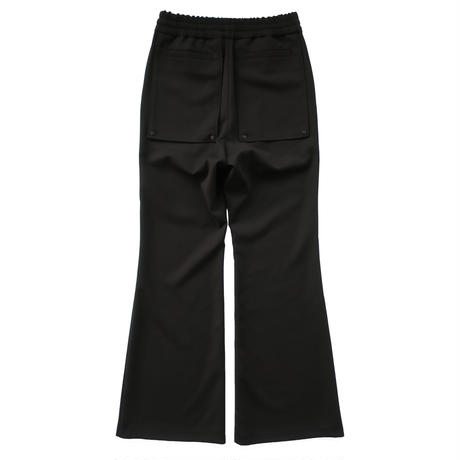 GLAM FLAIR PANTS / BLACK
