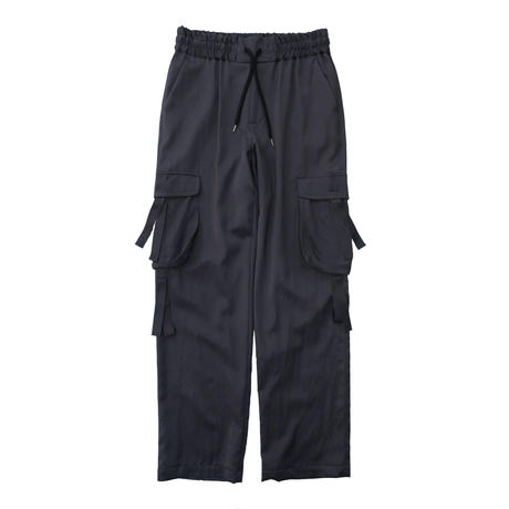 BEAT CARGO PANTS  /  GRAY