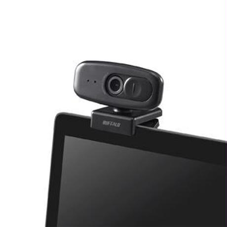 St0004  バッファロー(サプライ) 200万画素WEBカメラ 広角120°マイク内蔵 ブラック BSW500MBK
