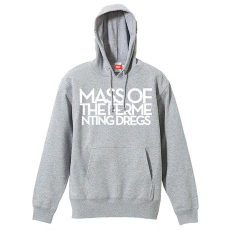 MOTFD Logo Sweat Pullover Hoodie 2020 -Gray-