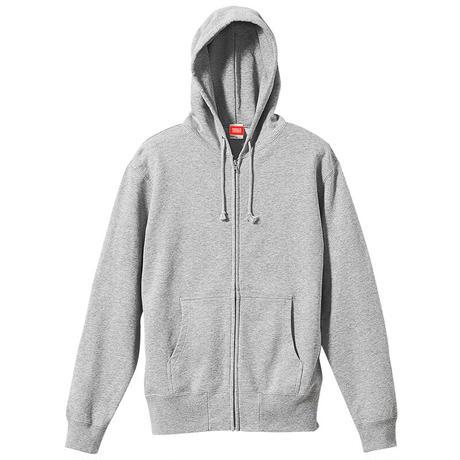 MOTFD Logo Sweat Fullzip Hoodie 2020 -Gray-