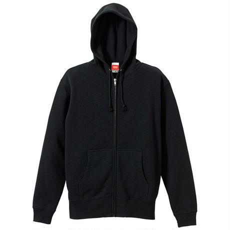 MOTFD Logo Sweat Fullzip Hoodie 2020 -Black-