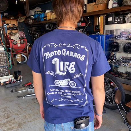 LIFE オリジナルTシャツ B (送料込みネコポス便)