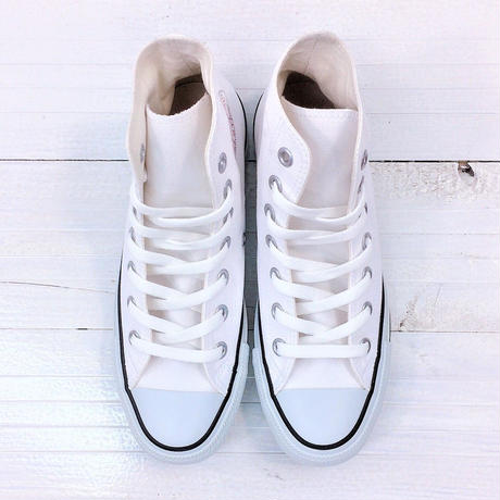 CONVERSE CANVAS ALL STAR COLORS HI ホワイト/ブラック