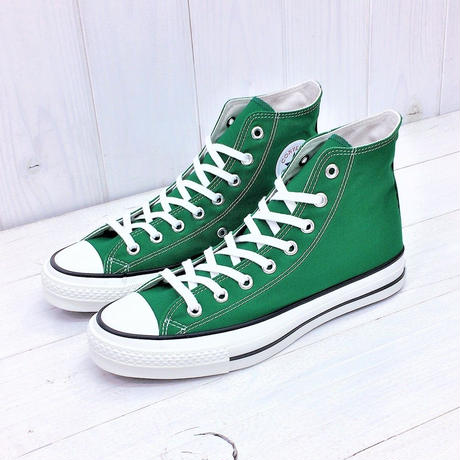 CONVERSE CANVAS ALL STAR J HI グリーン