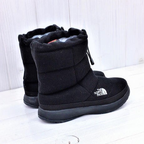 THE NORTH FACE W NUPTSE BOOTIE Ⅴ ブラック