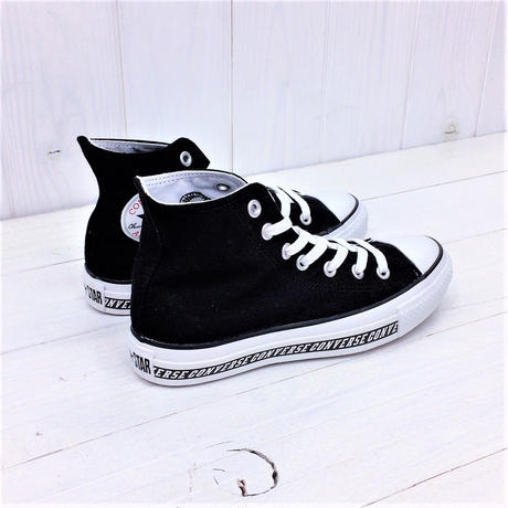 CONVERSE ALL STAR LOGOLINE HI ブラック