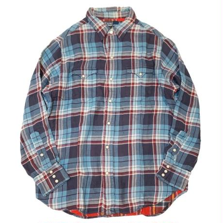 Ralph Lauren Western Flannel shirt