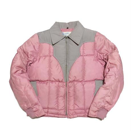 70's Schott Western down jacket ショットダウンジャケット