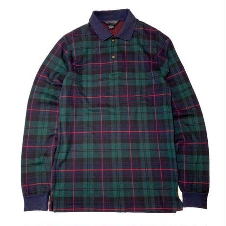 Lands' End Long sleeve polo