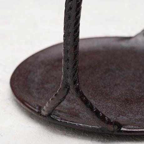 縄文手付皿 8寸 (φ240mm)