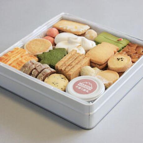 クッキー缶ヒルゼンノソラ(Lサイズ)