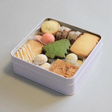クッキー缶ヒルゼンノモリ(Sサイズ)