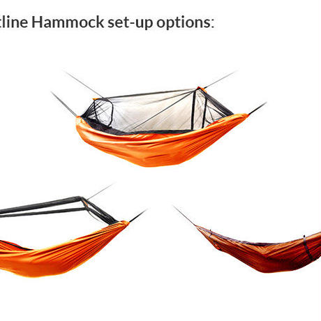 DD Frontline Hammock フロントラインハンモック オレンジ *日本正規品* 【DDハンモック】