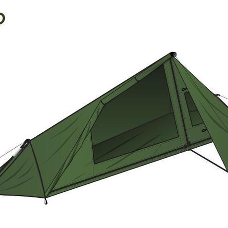 DD Super Light - Tarp Tent *日本正規品*  スーパーライト タープテント 【DDハンモック】