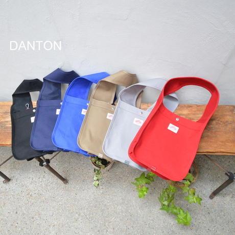 DANTON(ダントン)キャンバス ミニバッグ  JD-7143SCV